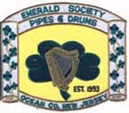 Emerald Society Pipes & Drums Ocean County, NJ