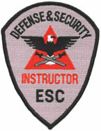 Defense Instructor