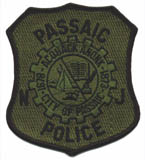 Passaic, NJ Subdued Police