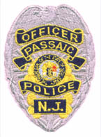 Passaic, NJ Officer