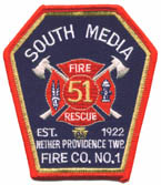 South Media, PA Fire Department