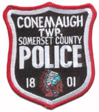 Conemaugh Twp Police
