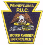 Pennsylvania PUC Motor Carrier