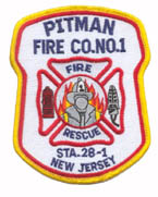 Pitman, NJ  Fire Company