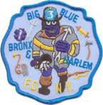 FDNY Big Blue Bronx & Harlem