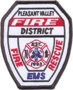 Pleasant ValleyFire Rescue EMS, NY